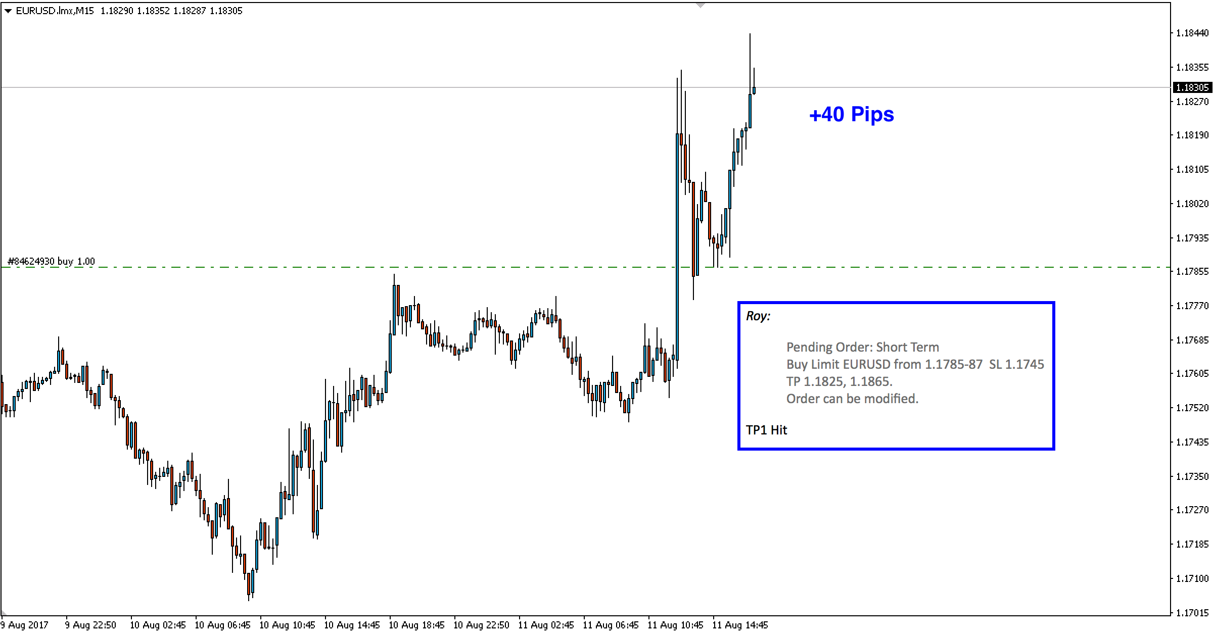 Forex trader results